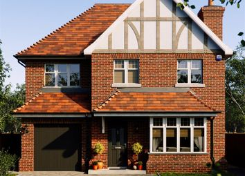 Thumbnail 6 bed detached house for sale in Grant Road, Crowthorne, Berkshire