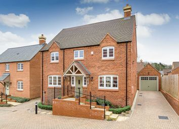 4 bed detached house for sale in Redhouse Drive, Towcester NN12