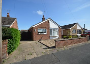Thumbnail 2 bed bungalow for sale in St. Peters Avenue, North Hykeham, Lincoln, Lincolnshire