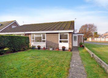 Thumbnail 2 bed semi-detached bungalow for sale in Stoney Stile Close, Bognor Regis