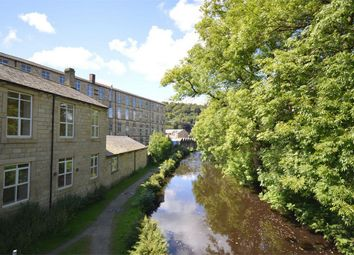 Thumbnail 1 bed flat for sale in The Workshop Apartments, Hollins Mill, Hollins Road, Walsden, West Yorkshire