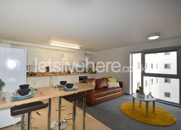 Thumbnail 5 bedroom flat to rent in Portland Green Student Village, Ouseburn Valley, Newcastle Upon Tyne