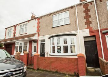 Thumbnail 2 bed terraced house for sale in Parton Street, Hartlepool