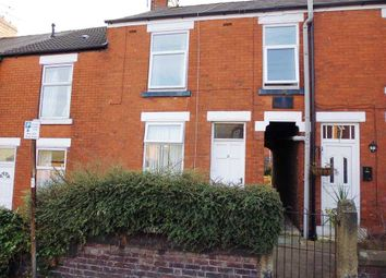 Thumbnail 3 bed terraced house to rent in Wharf Lane, Chesterfield