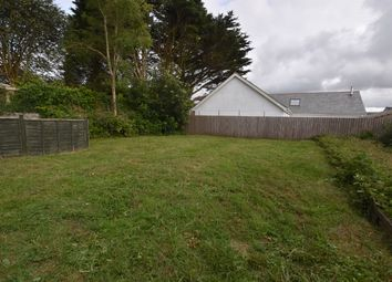 Thumbnail Land for sale in Mount Carbis Road, Redruth