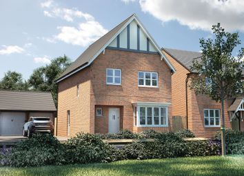 "Thumbnail 4 bedroom detached house for sale in ""The Bredon"" at Muggleton Road, Amesbury, Salisbury"
