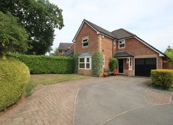 Thumbnail 4 bed detached house for sale in Grey Knotts, Worsley, Manchester