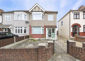 Thumbnail 3 bed semi-detached house for sale in Mendip Road, Hornchurch