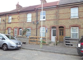 Thumbnail 2 bedroom terraced house to rent in Five Ash Road, Northfleet, Gravesend