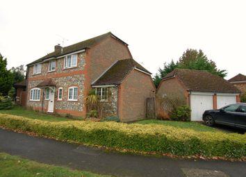 Albert Road, Bagshot GU19. 4 bed detached house for sale