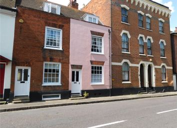 Thumbnail 4 bed terraced house for sale in West Street, Harwich, Essex