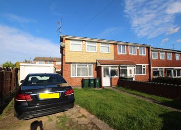 Thumbnail 3 bed end terrace house for sale in Dersingham Drive, Coventry