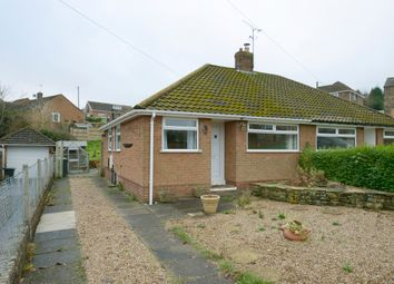 Thumbnail 2 bed semi-detached bungalow for sale in Loads Road, Holymoorside, Chesterfield