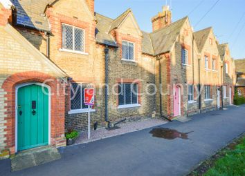 Thumbnail 2 bed terraced house for sale in Wisbech Road, Thorney, Peterborough