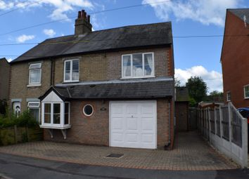 Thumbnail 4 bedroom semi-detached house for sale in 22 Albany Road, West Bergholt, Essex