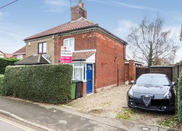 2 bed cottage for sale in Stone Road, Toftwood, Dereham NR19