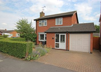 Thumbnail 3 bed detached house for sale in Springfield Road, Sileby, Loughborough, Leicestershire