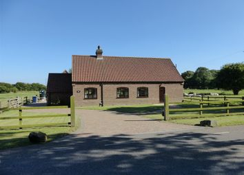 Thumbnail 4 bedroom detached house for sale in Tholomas Drove, Wisbech St. Mary, Wisbech