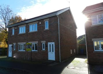 Thumbnail 3 bed semi-detached house for sale in Perth Close, Fearnhead, Warrington