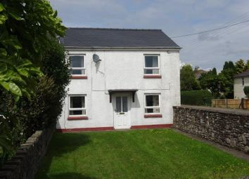 Thumbnail 3 bed semi-detached house for sale in North Road, Broadwell, Coleford
