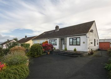 Thumbnail 2 bed semi-detached bungalow for sale in 6 Combe Batch Rise, Wedmore, Somerset