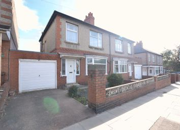 Thumbnail 3 bed semi-detached house for sale in The Spinney, Newton Place, High Heaton, Newcastle Upon Tyne