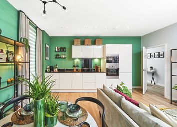 Thumbnail 2 bed flat for sale in Victoria Way, Charlton, London