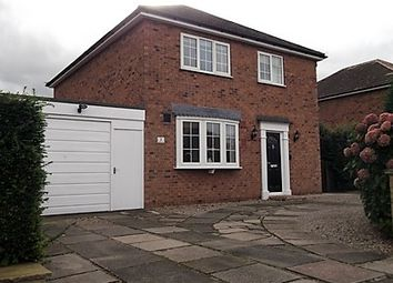 Thumbnail 3 bed detached house for sale in Willow Raod, Northallerton