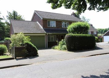 Thumbnail 4 bed detached house for sale in Taylors Ride, Leighton Buzzard