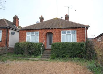 Thumbnail 3 bedroom detached bungalow for sale in The Vineyards, Ely
