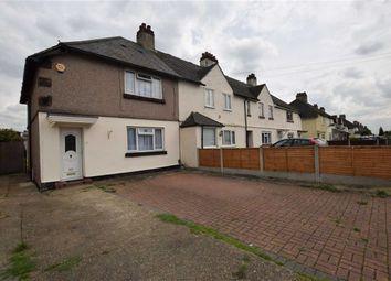 Thumbnail 3 bedroom semi-detached house for sale in Ingrebourne Road, Rainham, Essex