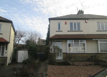 Thumbnail 3 bed semi-detached house to rent in Worden Grove, Bradford