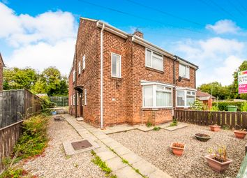 Thumbnail 3 bed semi-detached house for sale in Park Crescent, Stillington, Stockton-On-Tees