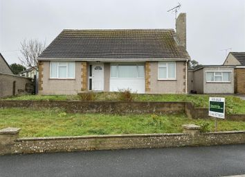 Thumbnail 3 bed detached bungalow for sale in Heol Emrys, Fishguard