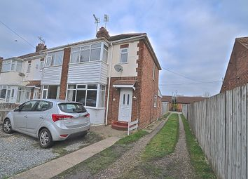 Thumbnail 3 bed end terrace house for sale in Weghill Road, Hull, East Riding Of Yorkshire
