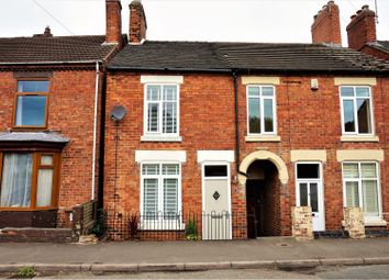 Thumbnail 2 bed semi-detached house for sale in Glebe Street, Swadlincote