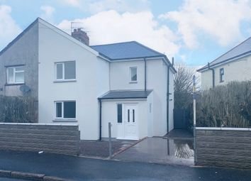Thumbnail 3 bed semi-detached house for sale in The Crescent, Trecenydd, Caerphilly