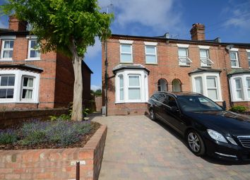 Thumbnail 4 bedroom end terrace house to rent in Hemdean Road, Caversham, Reading