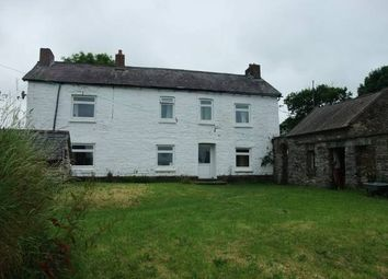 Thumbnail 7 bed farmhouse for sale in Rhoshill, Cardigan, Pembrokeshire