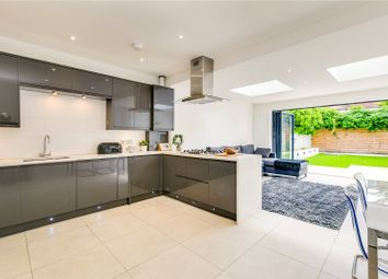 Thumbnail 4 bed terraced house for sale in Shalstone Road, Mortlake