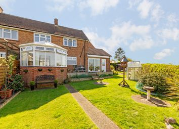 Thumbnail 2 bed semi-detached house for sale in Aston Road, Standon, Ware