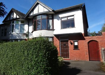 Thumbnail 3 bed semi-detached house for sale in Beacon Grove, Fulwood, Preston