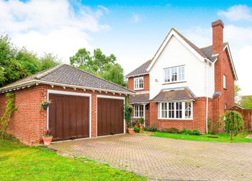 Thumbnail 4 bed property to rent in Taskers Field, Caxton, Cambridge