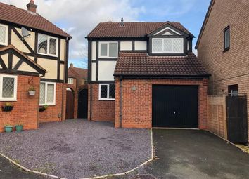 Thumbnail 3 bed detached house for sale in Tilesford Close, Shirley, Solihull