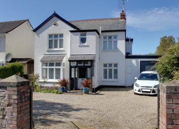 Thumbnail 4 bed detached house for sale in Victoria Road, Barnstaple