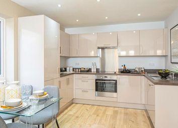 Thumbnail 2 bed flat for sale in Hackbridge Road, Wallington