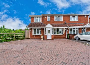 Thumbnail 4 bed semi-detached house for sale in Gorey Close, Coppice Farm, Willenhall