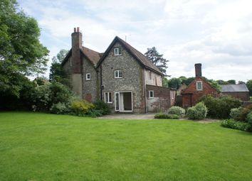 Thumbnail 4 bed semi-detached house to rent in Coates Lane, Watlington