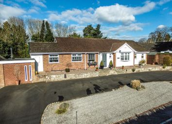 Thumbnail 3 bed detached bungalow for sale in Ash Lane, Yarnfield, Stone