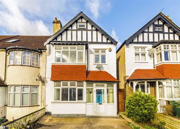 Thumbnail 5 bed semi-detached house to rent in Mount Ephraim Lane, London